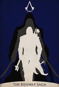 Assassin's Creed The Kenway Saga by James Anderson