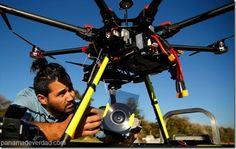 Un paseo en drone por las playas de Malibú - http://panamadeverdad.com/2014/09/01/un-paseo-en-drone-por-las-playas-de-malibu/