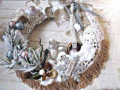 Wreath wianek boże narodzenie