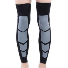 3c872bb029 Cheap knee sleeve, Buy Quality knee brace directly from China sleeve leg  Suppliers: Elastic 1 Pair Sport Running Basketball Compression Non-slip  Protective ...