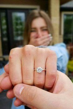 Engagement Ring Rose Gold, Morganite Engagement, Beautiful Engagement Rings, Diamond Wedding Bands, Morganite Ring, Halo Engagement, Wedding Rings Simple, Engagement Ring Simple, Winter Engagement