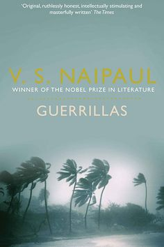 "Joan Didion Picks Her Favorite Books Of All Time #refinery29 http://www.refinery29.com/2015/01/80393/joan-didion-reading-list#slide-3 Guerillas by V.S. Naipaul First published: 1975 ""A novel of colonialism and revolution, death, sexual violence and political and spiritual impotence,"" per Goodreads. Read it here."