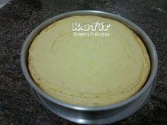 KEFIR - Alimento Probiótico : Receita: Cheesecake de Kefir
