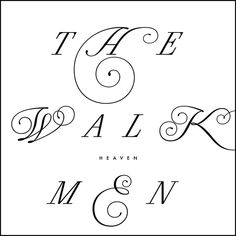"""Heaven"" by The Walkmen was added to my #Now Playing playlist on Spotify"