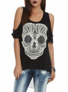 Teenage Runaway Skull Applique Top Size : Medium Hot Topic,http://www.amazon.com/dp/B00GNW9BZ4/ref=cm_sw_r_pi_dp_R1Wbtb1231TSZ0T0