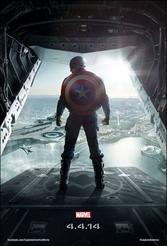 It's Going to be a MARVELous Year for Movies! Captain America 2014
