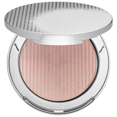 What it is: A buildable, fluid strobing powder in a golden-peach color to give skin a glowing look.   What it does:  Define and spotlight your favorite features with this ultra-creamy, Flash Illuminator Fluid Powder. This highlighter features a u