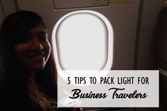 How to pack resourcefully and efficiently is an indispensable skill that all business travelers on the move have to master. Pack Light, Airports, Business Travel, Hotels, Packing, Tips, Art, Bag Packaging, Kunst