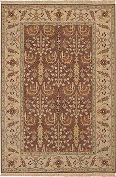 Napa Beige SNM8996    Arts And Crafts Or Sonoma Style. Beautiful Flatweave