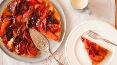 Recipe: Quince (or apple) tarte tatin | Stuff.co.nz