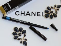 Urban Fashionista: Chanel Stylo Yeux Waterproof #924 Fervent Blue, L....