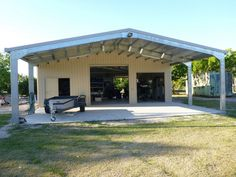 Carports, Sheds and garages gallery. View photos of some of the work by Wholesale Patios Garages and Carports