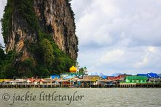 Koy Panyee Fishing Village  Thailand