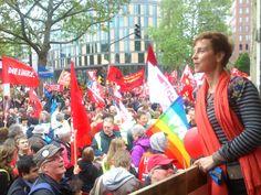 Über 12.000 Menschen bei der Auftaktkundgebung von Blockupy 2013!