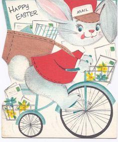 Easter Illustration, Happy Mail, Kids Rugs, Decor, Merry Mail, Decoration, Kid Friendly Rugs, Decorating, Nursery Rugs