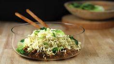 Dan dan noodle recipe