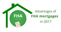 Buying a #home? Learn the #advantages of an #FHA-backed #mortgage