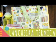 Bolsa Térmica Infantil em Patchwork - Por Ana Idalina Naide (Artes da Tita  Ateliê) Materiais - Tecido de algodão com estampa infantil - Tecido de  algodão ... c91307a615d