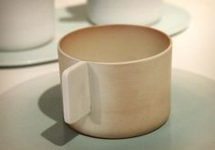Rossana Orlandi: 1616 / Arita Japan  Tea cup from the colored porcelain collection.  1616arita.jp