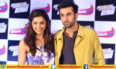 """Bollywood: Hot couple's hot scene in the film """"Tamasha"""", Ranbir Kapoor And Deepika Padukone are famous couple for outstanding chemistry."""