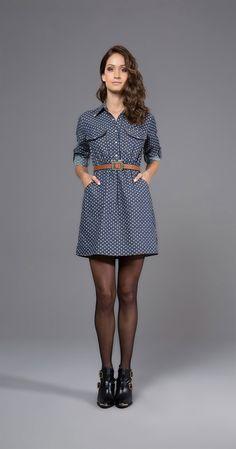 Vestido Mini Corações | Antix Store
