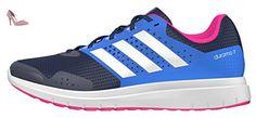 adidas Duramo 7, Chaussures de Running Compétition Femme, Bleu (Collegiate Navy/Ftwr White/Shock Blue), 44 EU - Chaussures adidas (*Partner-Link)