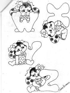Alfabeto joaninha