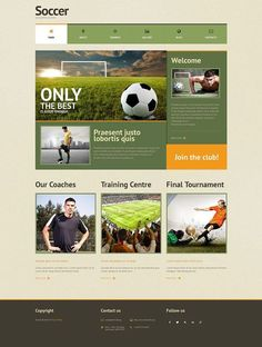Love! Who likes it?   Soccer Responsive WordPress Theme CLICK HERE! live demo  http://cattemplate.com/template/?go=2dRbN3C
