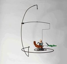 #mobile #mobileart #artcinetic #artcinetique #artcinétique #arthumour #arthumor #figurineanime #mobilebois #artcomic #artloufoque #creationartisanale #creationoriginale #creationminiature #créationminiature #creationatypique #unusualcreations #miniaturesculpture #miniatureart #miniaturefigure #artbd #artcomics #hangingart #minuaturebd Mobiles Art, Figurine Anime, Mobile Sculpture, Comedy Scenes, Wood And Metal, Sculpting, Suitcase, Miniatures, Carving