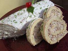tronco salado de queso con thermomix, recetas de navidad con thermomix,