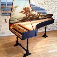 Stravagante #location #clavecin #harpsichord