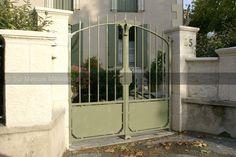 Portail en Fer Forgé, Porte - Fer Forgé, Ferronnerie d'art, Forgeron - Sur Mesure Métallique Dordogne 24 / Lot et Garonne 47