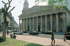 Frente Catedral - Plaza de Mayo