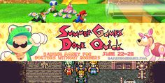 Summer Games Done Quick: Watch It All Right Here