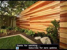 Заборы из дерева считают самыми недолговечными. Ведь не все знают (или не  желают знать) секреты древесины и ее обработки. Нео бработа... | Дом |  Pinterest