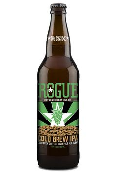 Rogue Ales Launches 'Cold Brew IPA' Coffee Beer