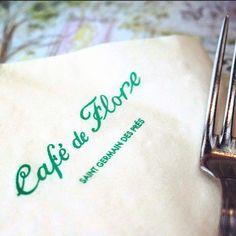 #cafédeflore #saintgermaindesprés