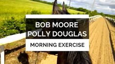 Bob Moore & Polly Douglas heading home after exercise this morning. Bob runs tomorrow Gowran Park… Bob Moore, Racehorse, Celtic, Racing, Exercise, Club, Watch, Running, Ejercicio