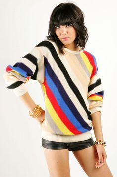 Sonia Rykiel Striped Knit