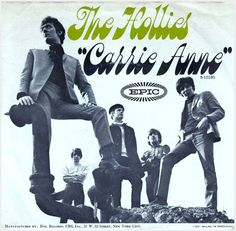 1967-05-26 - The Hollies - Carrie Anne
