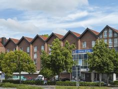 Monchengladbach Best Western Plus Crown Hotel Germany, Europe Best Western Plus Crown Hotel is a popular choice amongst travelers in Monchengladbach, whether exploring or just passing through. Both business travelers and tourists can enjoy the hotel's facilities and services. To be found at the hotel are free Wi-Fi in all rooms, 24-hour front desk, express check-in/check-out, luggage storage, car park. Each guestroom is elegantly furnished and equipped with handy amenities. Th...