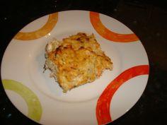 Συστατικά: - 3 κολοκυθάκια - φέτα με χαμηλά λιπαρά (250 γρ περίπου) - 2 μέτριες πατάτες - 1 καρότο - 3-4 κλαράκια δυόσμο - ελαιόλαδο...
