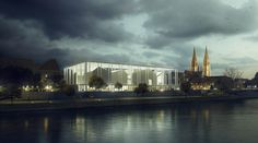 Bavarian History Museum | Serie Architects
