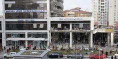 """قالت وسائل إعلام تركية إن الأمن التركي اعتقل امرأة سورية على صلة بالتفجير الذي استهدف مبنى دائرة الضرائب في العاصمة أنقرة، مطلع الشهر الحالي.  وذكرت وكالة """"الأناضول"""" التركية، السبت، أن قوات الأمن اعتقلت بتاريخ 2 من الشهر الحالي امرأة سورية، في محافظة أكسراي، وسط تركيا، بعد تأكيد المشتبه بهم من الم"""