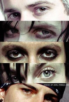 A7X, it's all in those eyes