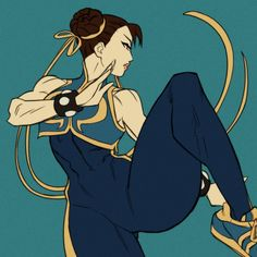 Chun Li by Kristafer Anka Chun Li, Chica Anime Manga, Anime Art, Cosplay Games, Character Concept, Character Art, Super Street Fighter, Juri Street Fighter, Street Fighter Characters