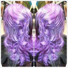 Purple hair by Dania  #hairgramofficial #hairdressermagic #hairartist #hairgasm #hairporn #miamihaircolorist #miamihairsalon #miamihair #miamihairstylist #miamisalon #modernsalon  #hairstylist #hairdresser #miami #miamilife #salonlife #americansalon #behindthechair #purplehair #unicornhair #galaxyhair #coralgablessalon #brickellsalon #amazinghair #gorgeoushair