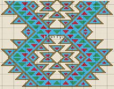 bag wet crocheted scheme: 2 thousand images are found in Yandex.Pictures Tapestry Crochet Patterns, Bead Loom Patterns, Cross Stitch Patterns, Crochet Diagram, Crochet Chart, Crochet Stitches, Tapete Floral, Mochila Crochet, Tapestry Bag