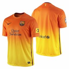 Nike FC Barcelona 2012/2013 Youth Away Jersey (X-Small only)