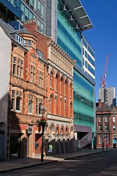 Edmund Street, Birmingham, England